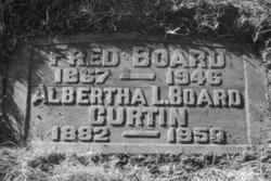 Albertha L. <i>Curtin</i> Board