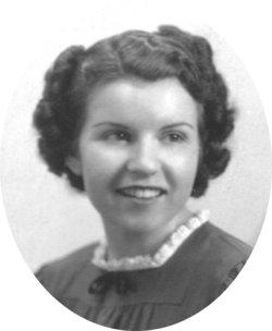 Helen Jane Aileen <i>Mason</i> Evans