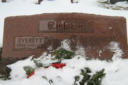 Edith S <i>Spiess</i> Creer
