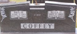 Belva O. <i>Stephens</i> Coffey