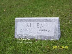 Almeda Minnie <i>Osgood</i> Allen