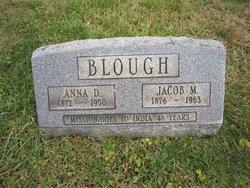Anna <i>Detweiler</i> Blough