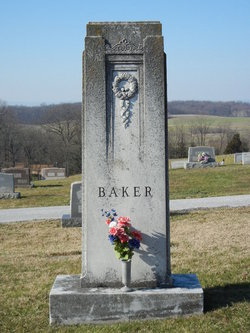 Mary O. <i>Watt</i> Baker