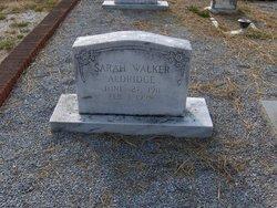 Sarah Vivian <i>Walker</i> Aldridge