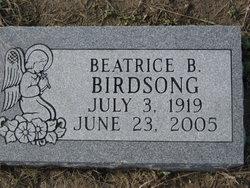 Beatrice B Birdsong