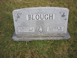 Dorothy L. <i>Heckman</i> Blough