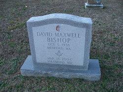 David Maxwell Bishop
