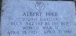 Albert Hieb