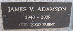 James V Adamson