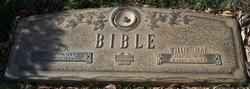 Rufus Abraham R A Bible