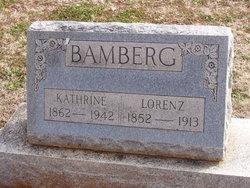 Kathrine <i>Roeder</i> Bamberg