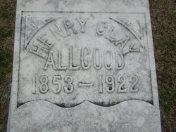 Henry Clay Allgood