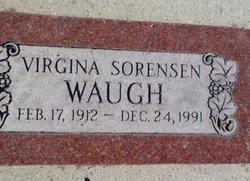Virginia <i>Sorensen</i> Waugh