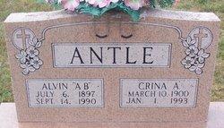 Crina A <i>Coffey</i> Antle