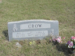 Ray L Crow
