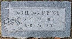 Daniel Dan Burford
