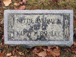 Nettie <i>Harbaugh</i> Balsley