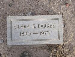 Clara S Barkee
