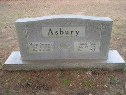 Madge Oleta <i>Stewart</i> Asbury