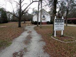 Emmaus Primitive Baptist Church Cemetery