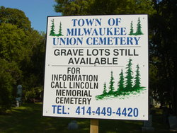 Town of Milwaukee Union Cemetery