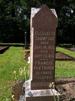 Elizabeth <i>Smith</i> Fletcher-Thompson