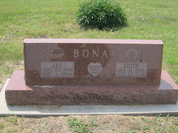 Edith Bonar