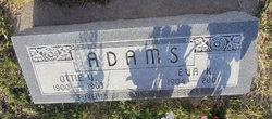Eva K. <i>Landers</i> Adams