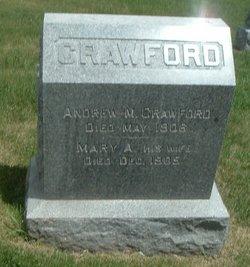 Mary Adaline <i>Rogers</i> Crawford