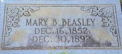 Mary Elizabeth <i>Belcher</i> Beasley
