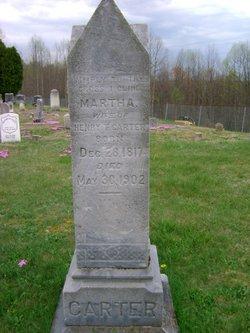 Martha Carter