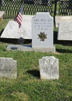 Capt John Ross Key