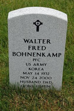 Walter Fred Bohnenkamp