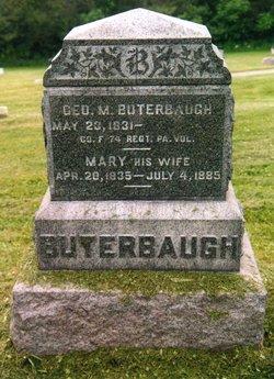George Milligan Buterbaugh