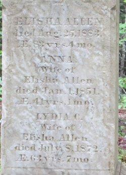 Elisha Allen