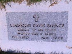 Linwood Davis Faunce