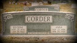 William Eugene Corder