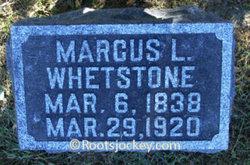 Marcus Whetstone