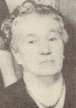 Mary E <i>Curtis</i> Blanchard