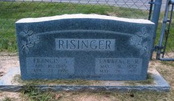 Francis S <i>Youngblood</i> Risinger