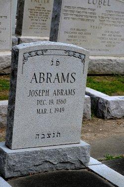 Joseph Abrams
