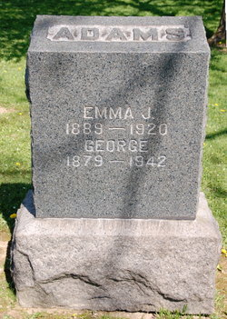 Emma Jane <i>Kibler</i> Adams