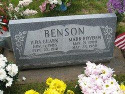 Ilda Marinda <i>Clark</i> Benson