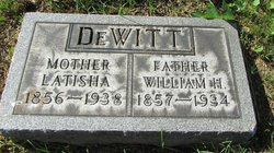 Latitia <i>Curphey</i> DeWitt