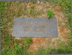 Melvin D Silver
