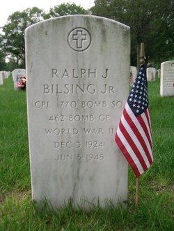 Corp Ralph J. Bilsing, Jr