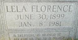 Lela Florence <i>Pike</i> Tommie