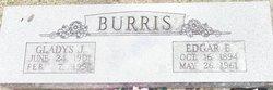 Edgar Ernest Burris