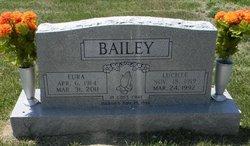 Eura Elisha Bailey