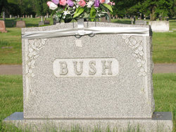 Nellie M <i>Caldwell</i> Bush